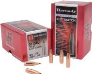 Hornady 155g ELD BT Match  (100)